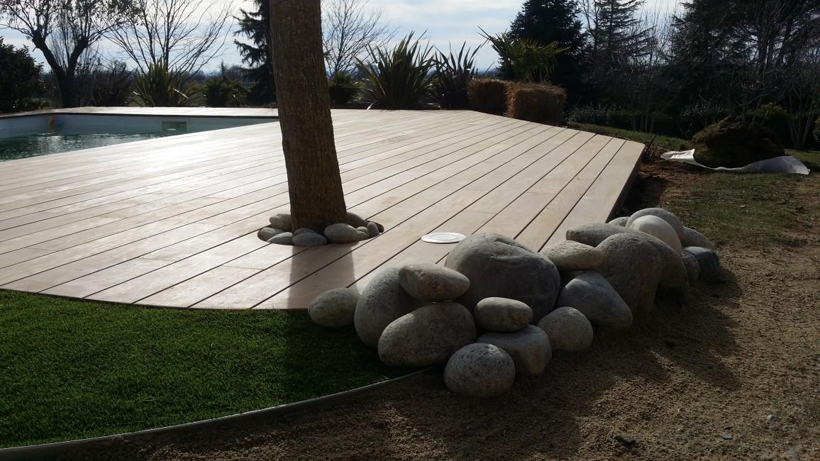 Construire une terrasse: 3 étapes clés pour réussir son projet