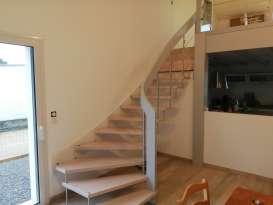 Créateur d'Escaliers Saint-Hilaire-de-Riez Escaliers Mousseau Barbara