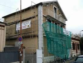 Rénovation de façades Ravalement de façades Toulouse ESPACE FAÇADES - Applicateur Exclusif VERTIKAL Pierre