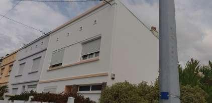 Rénovation de façades Ravalement de façades La Baule-Escoublac ROBIN FACADES - Applicateur Exclusif VERTIKAL annick
