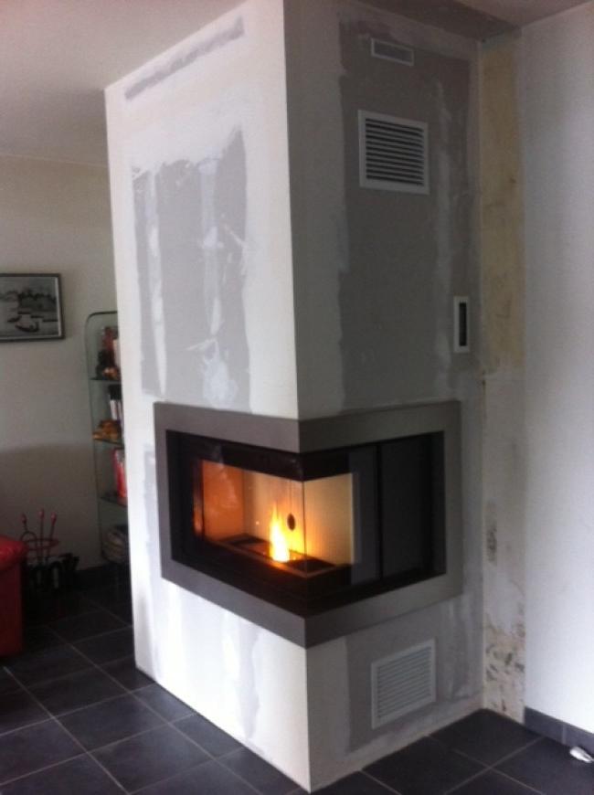 Vente et installation de cheminées Chasseneuil-du-Poitou Chazelles Poitiers Joel
