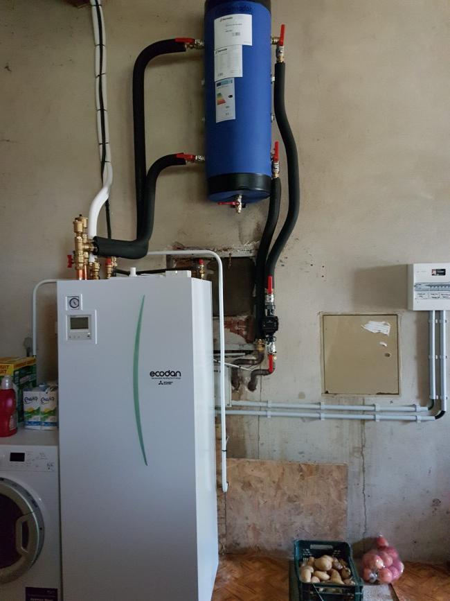 Chauffage climatisation Pompes à chaleur Cuisines professionnelles Albi ACF Chappert Nicole