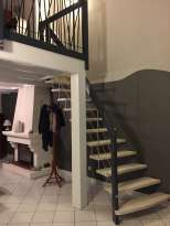 Créateur d'Escaliers Roullet-Saint-Estèphe Rochard Menuiseries Charpentes Christian
