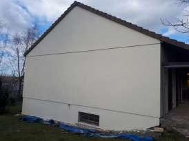 Rénovation de façades Preuilly-sur-Claise Turone Façades - Applicateur Exclusif VERTIKAL Patrice