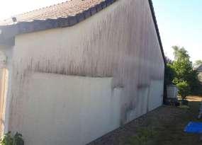Rénovation de façades Preuilly-sur-Claise Turone Façades - Applicateur Exclusif VERTIKAL Christine