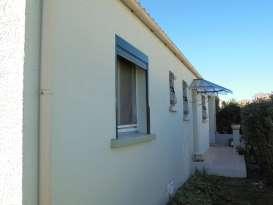 Ravalement de façade Castelnau-le-Lez LEZ FACADES - Applicateur Exclusif VERTIKAL Béatrice