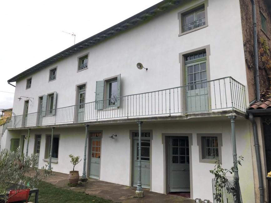 Rénovation de façades Chasselay 3R FAÇADES - Applicateur Exclusif VERTIKAL Hervé
