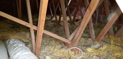 Isolation des combles et toitures, murs, sols - plâtrerie Le Passage ECO HABITAT CHRISTIAN