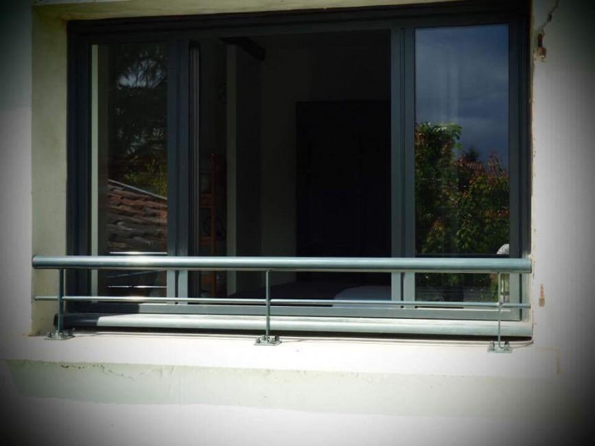 avis photos et devis sur l 39 atelier du faire m tallerie verri res serrurerie puygouzon. Black Bedroom Furniture Sets. Home Design Ideas