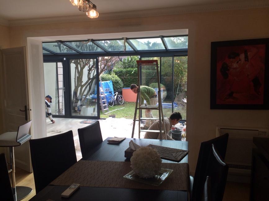 Avis photos et devis sur area verandas chelles - Maison en liquidation judiciaire ...