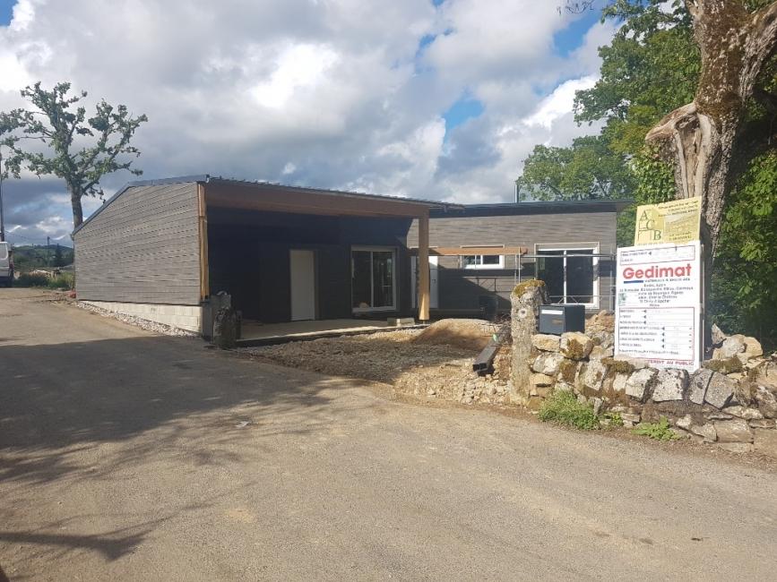 Avis photos et devis sur acb avenir construction bois charpentier bozouls - Acb maison bois ...