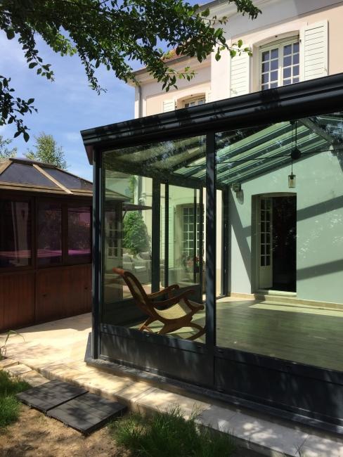veranda area. Black Bedroom Furniture Sets. Home Design Ideas