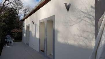 Ravalement de façade Castelnau-le-Lez LEZ FACADES - Applicateur Exclusif VERTIKAL Ali