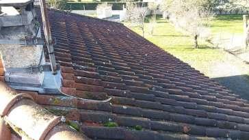 Rénovation de façades Saïx FACADES TARNAISES - Applicateur Exclusif VERTIKAL Claudine et Maurice
