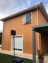 Rénovation de façades Chasselay 3R FAÇADES - Applicateur Exclusif VERTIKAL Jérémy