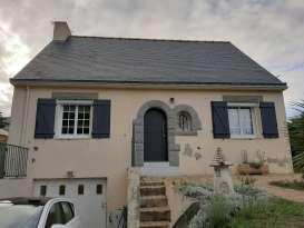 Rénovation de façades Ravalement de façades La Baule-Escoublac ROBIN FACADES - Applicateur Exclusif VERTIKAL Sophie