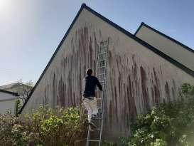 Rénovation de façades Ravalement de façades La Baule-Escoublac ROBIN FACADES - Applicateur Exclusif VERTIKAL Alexia