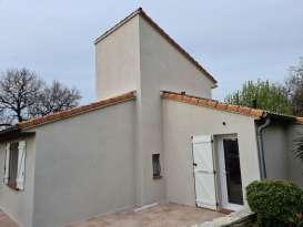 Rénovation de façades Ravalement de façades Toulouse ESPACE FAÇADES - Applicateur Exclusif VERTIKAL guy