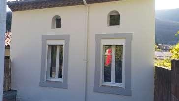 Rénovation de façades Saïx FACADES TARNAISES - Applicateur Exclusif VERTIKAL Corine