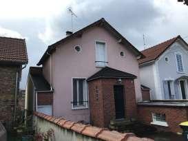 Ravalement de façades Le Raincy VAUBAN Façades - Applicateur Exclusif VERTIKAL Christophe