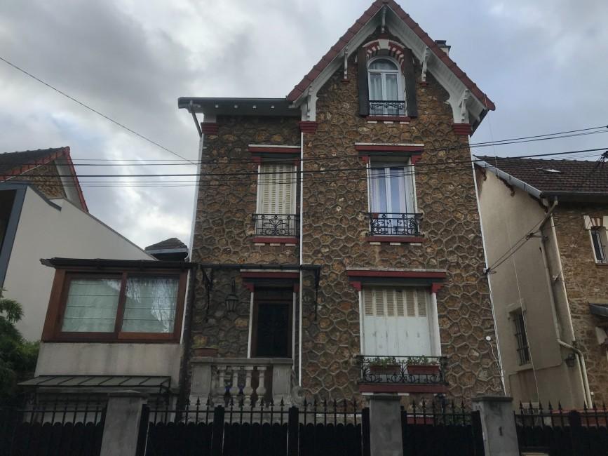 Ravalement de façades Le Raincy VAUBAN Façades - Applicateur Exclusif VERTIKAL Caroline