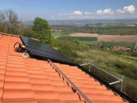 Installateur photovoltaïque Le Broc Auver Sol Avenir Sylvette Serge