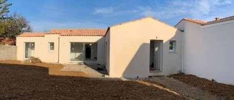 Constructeur de maison La Rochelle Maisons Bleu Océan Flav
