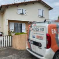 Rénovation de façades Hagetmau FAÇADES 40 - Applicateur Exclusif VERTIKAL Lino