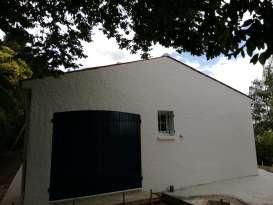 Rénovation de façades Saint-Georges-des-Coteaux PASSION FAÇADES - Applicateur Exclusif VERTIKAL Henri