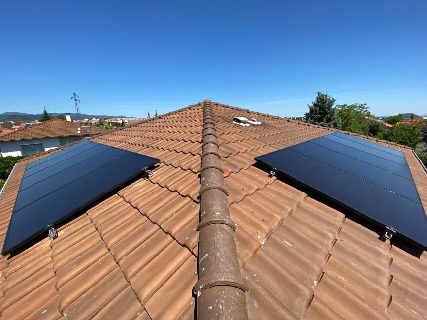 Installateur photovoltaïque Le Broc Auver Sol Avenir Vincent