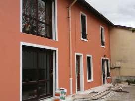 Rénovation de façades Chasselay 3R FAÇADES - Applicateur Exclusif VERTIKAL eric