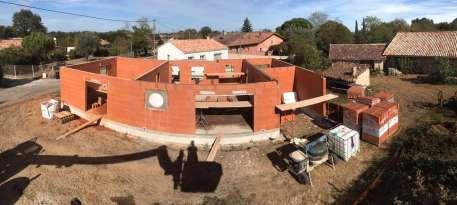 Constructeurs de maisons individuelles Montauban Primo Habitat Isabelle