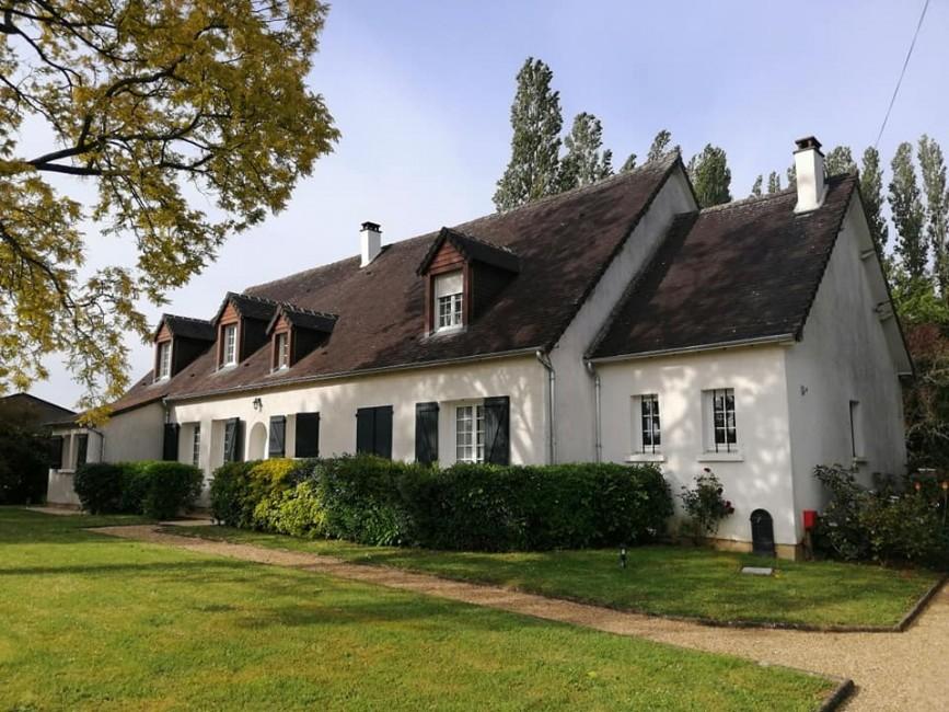 Rénovation de façades Le Mans Crea'Facades - Applicateur Exclusif VERTIKAL JOCELYN