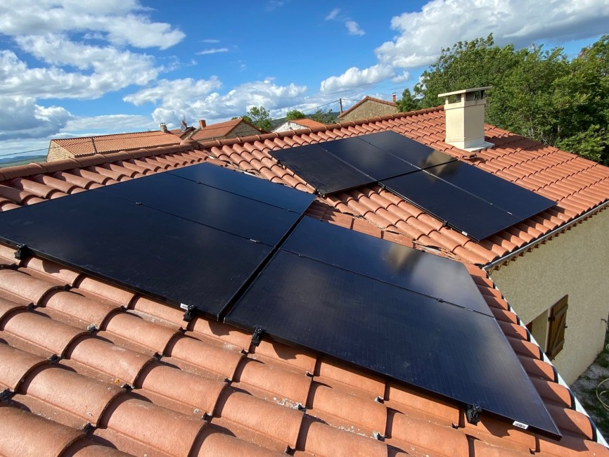 Installateur photovoltaïque Le Broc Auver Sol Avenir Dominique