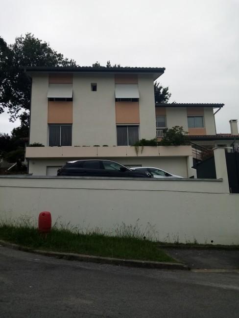 Rénovation de façades Ravalement de façades Anglet Façades Basques - Applicateur Exclusif VERTIKAL DIDIER