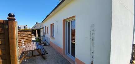 Rénovation de façades Saint-Pabu TALOC FACADES & PEINTURE - Applicateur exclusif VERTIKAL Alain