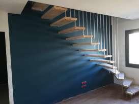 Créateur d'escaliers Garde corps Bozouls AFB Créateur d'escaliers Thomas