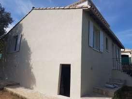 Ravalement de façade Castelnau-le-Lez LEZ FAÇADES - Applicateur Exclusif VERTIKAL® Elisabeth et Louis