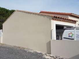 Ravalement de façade Castelnau-le-Lez LEZ FAÇADES - Applicateur Exclusif VERTIKAL® Jérémy