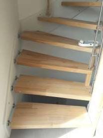Créateur d'Escaliers Roullet-Saint-Estèphe Rochard Menuiseries Charpentes L