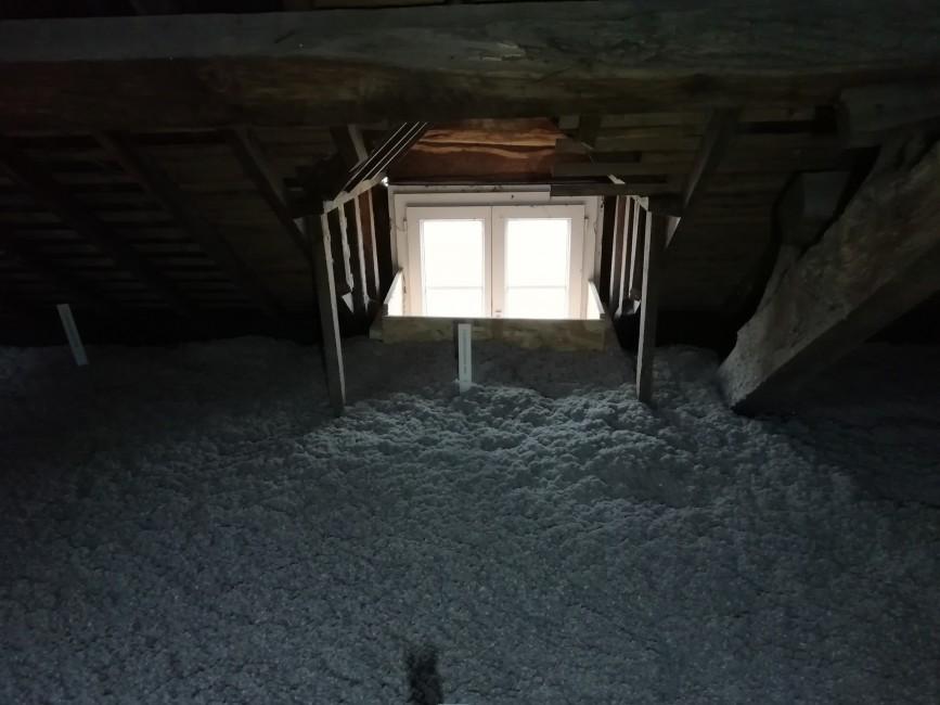 Isolation, ventilation, traitement de l'humidité, traitement des bois, Mérule Étrelles Centre Breton de l'Habitat André