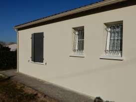 Rénovation de façades Saint-Georges-des-Coteaux PASSION FAÇADES - Applicateur Exclusif VERTIKAL® Jean-Noël