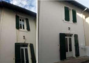 Rénovation de façades Ravalement de façades Anglet Façades Basques - Applicateur Exclusif VERTIKAL Regine