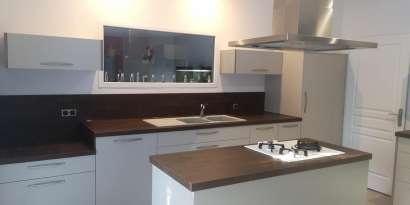 Cuisine et Rénovation intérieure et extérieure Landiras Aquireno Emmanuelle