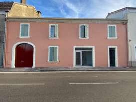 Rénovation de façades Hagetmau FAÇADES 40 - Applicateur Exclusif VERTIKAL® Rose Marie