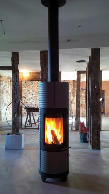 Avis, Photos et Devis sur Flaam Albi (Foyers, Poêle à bois