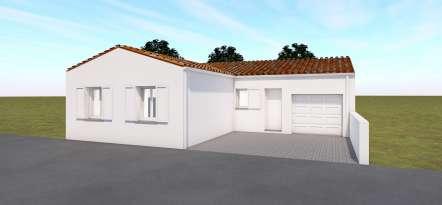 Constructeur de maison La Rochelle Maisons Bleu Océan Tony