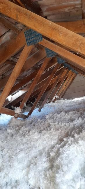 Isolation des combles, toiture, traitement de charpente Marseille 16 Etude Conseil Habitat SOUFIANE