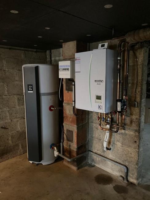 Rénovation énergétique COLOMBELLES AP2E - AGENCE POUR L'ECONOMIE D'ENERGIE Patricia et Joel