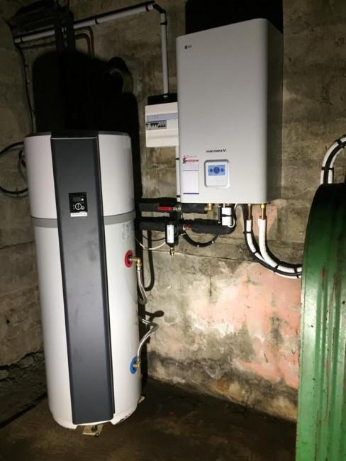Rénovation énergétique COLOMBELLES S2E Fabrice